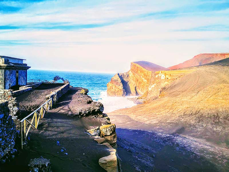 Faial Island Tour